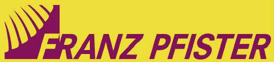 Logo Franz Pfister